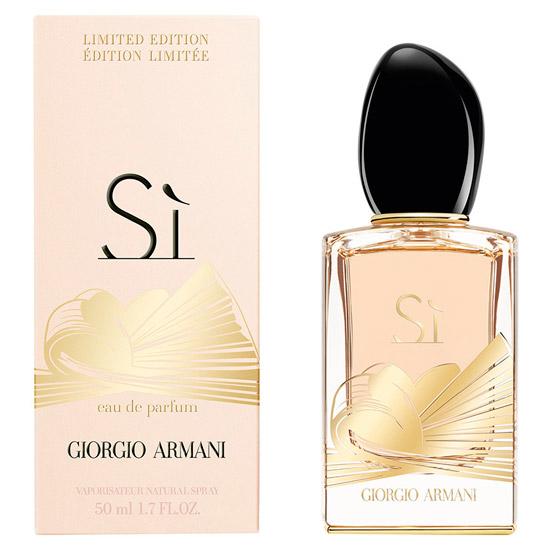 Giorgio Armani Si Golden Bow EDP Limited Edition. Туалетная вода (eau de  toilette - 84b534a8a6650