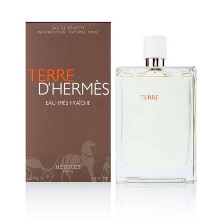 Hermes Terre D'hermes Eau Tres Fraiche. Туалетная вода (eau de toilette - edt) мужская