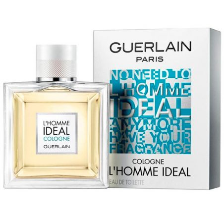 L Homme Ideal Cologne Guerlain / Герлен Эл Хомм Идеал Кологне. Одеколон (eau de cologne - edc)