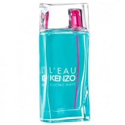 Kenzo L Eau par Kenzo Electric Wave pour Femme