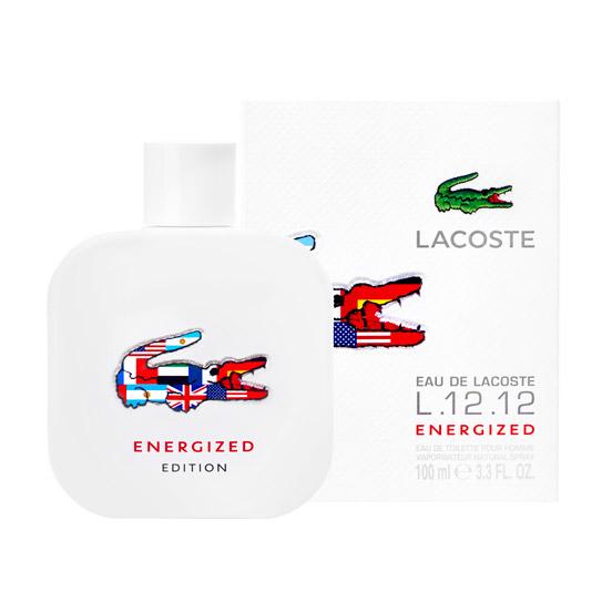 Купить Lacoste Eau De Lacoste L.12.12 Energized. Цена оригинала ... 5621f918729