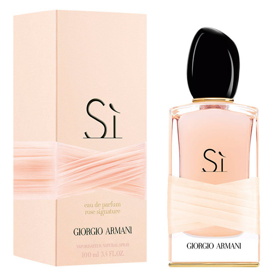 Купить Giorgio Armani Si Rose Signature   Джорджио Армани Си Роуз ... 4964997744426