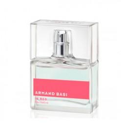 In Red Eau Fraiche Armand Basi