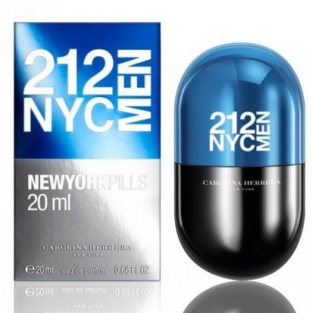 212 NYC Men Pills Carolina Herrera