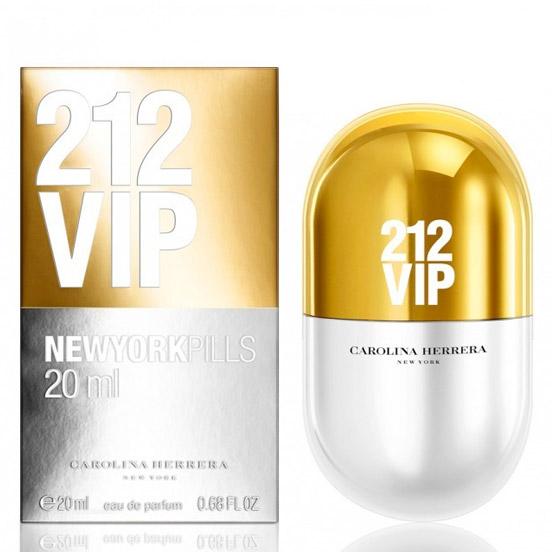 Купить Carolina Herrera 212 Vip New York Pills   Каролина Херрера ... 382c149610d