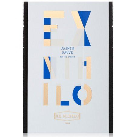 Ex Nihilo Jasmin Fauve