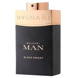 Man Black Orient Bvlgari