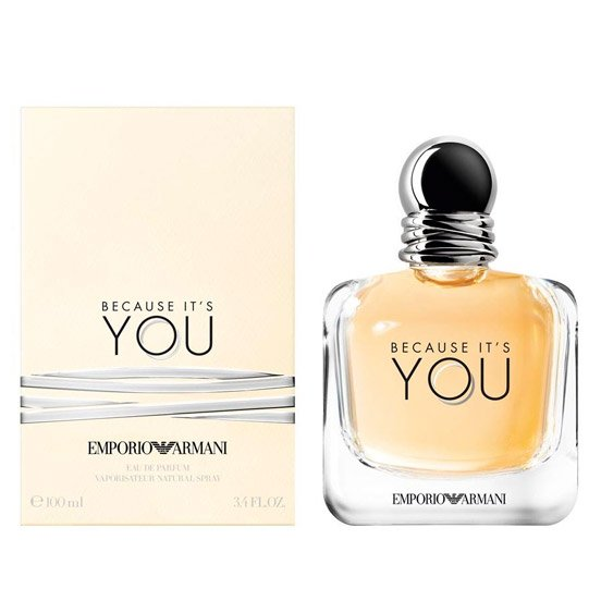 Купить Giorgio Armani Emporio Armani Because It s You. Цена ... 113b7ffa9724c