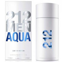 Carolina Herrera 212 Men Aqua