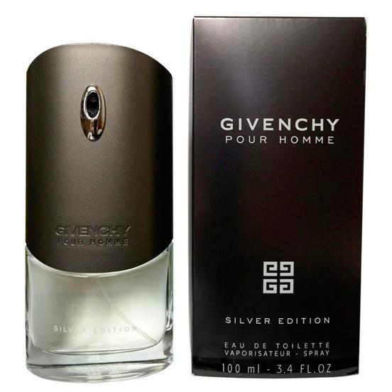 купить Givenchy Pour Homme Silver Edition цена оригинала москва 2019