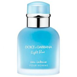 Dolce and Gabbana Light Blue Eau Intense Pour Homme