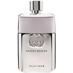 Guilty Pour Homme Platinum Gucci