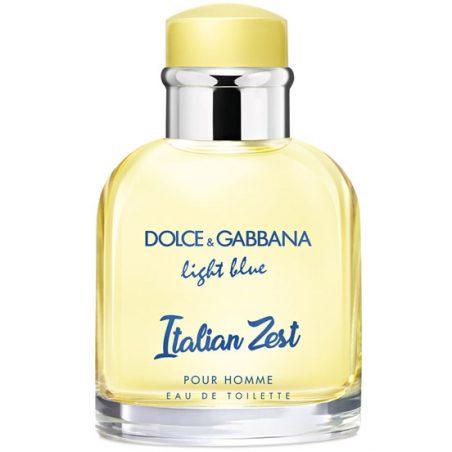 DG Light Blue Italian Zest Pour Homme