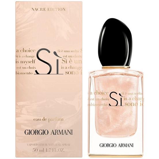 Купить Giorgio Armani Si Nacre Edition. Цена оригинала. Москва 2019 470f41234718b